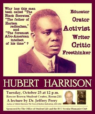 Jeffrey B  Perry - Author's Hubert Harrison and Theodore W